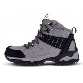 Pánské trekové boty Nordblanc Earth Velikost bot: 43 / Barva: světle šedá