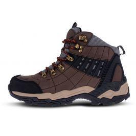 Pánské trekové boty Nordblanc Earth Velikost bot: 45 / Barva: hnědá