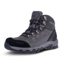 Pánské trekové boty Nordblanc Rugged Velikost bot: 40 / Barva: šedá