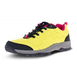 Dámské boty Nordblanc Elevate Lady Velikost bot: 40 / Barva: žlutá