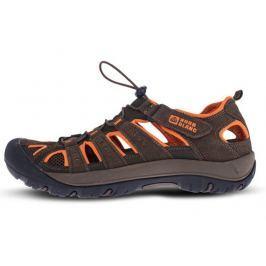 Pánské sandály Nordblanc Orbit NBSS70 Velikost bot: 42 / Barva: hnědá