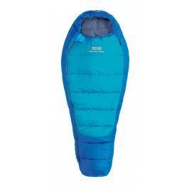 Spacák Pinguin Comfort Junior Barva: modrá / Zip: Pravý