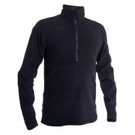 Pánský pulover Warmpeace Boreas Velikost: M / Barva: černá