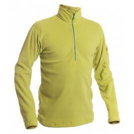 Pánský pulover Warmpeace Boreas Velikost: L / Barva: zelená