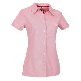 Dámská košile Northfinder Venge Velikost: L / Barva: červená
