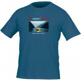 Pánské triko Direct Alpine Crack 5.0 Velikost: XL / Barva: petrol (mountain spirit)