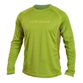Pánské funkční tričko Northfinder Ondrejisko Velikost: M / Barva: světle zelená