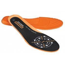 Stélka do bot Bennon Absorba Plus Insole Velikost bot (EU): 43 / Barva: oranžová