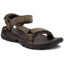 Pánské sandály Teva Terra Fi4 Velikost bot (EU): 40,5 (UK 7) / Barva: hnědá