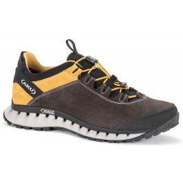 Pánské boty Aku Climatica Suede GTX Velikost bot (EU): 45 / Barva: černá/žlutá