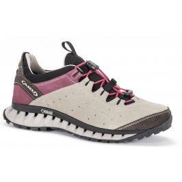 Dámské boty Aku Climatica Suede Ws GTX Velikost bot (EU): 39,5 / Barva: šedá/růžová
