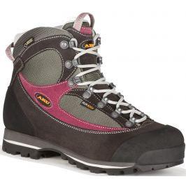 Dámské boty AKU Trekker Lite II GTX W Velikost bot (EU): 37,5 / Barva: šedá/růžová
