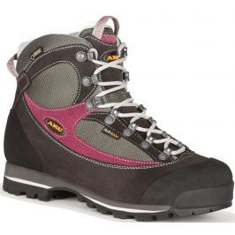 Dámské boty AKU Trekker Lite II GTX W Velikost bot (EU): 41 / Barva: šedá/růžová