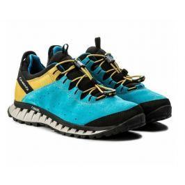 Pánské boty Aku Climatica Suede GTX Velikost bot (EU): 43 / Barva: modrá
