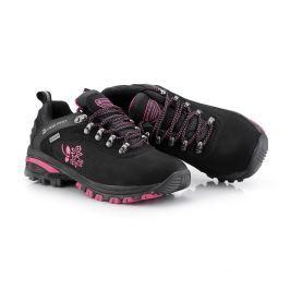 Dámská outdoorová obuv Alpine Pro Spider 3 Velikost bot (EU): 38 / Barva: černá