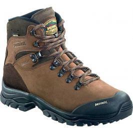 Pánské boty Meindl Kansas GTX hnědé Velikost bot (EU): 43 / Barva: hnědá