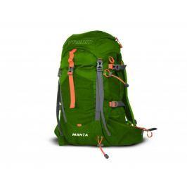 Batoh Trimm Manta 30 Barva: green/orange