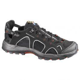 Pánské sandály Salomon Techamphibian 3 Velikost bot (EU): 44 (UK 9,5) / Barva: černá