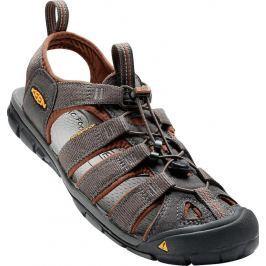 Pánské sandály Keen Clearwater CNX M Velikost bot (EU): 43 / Barva: oranžová/béžová