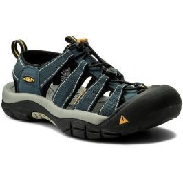 Pánské sandály Keen Newport H2 M Velikost bot (EU): 41 (US 8,5) / Barva: modrá