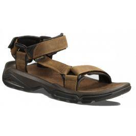 Pánské sandály Teva Terra Fi 4 Leather Velikost bot: 42 (9) / Barva: bison