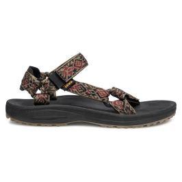 Pánské sandály Teva Winsted Velikost bot (EU): 47 (13) / Barva: červená
