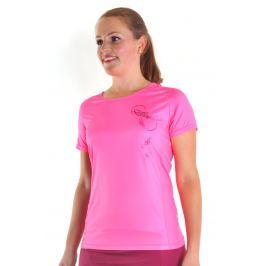 Dámské funkční triko Silvini Giona WT1205 Velikost: XL / Barva: růžová