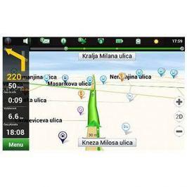 NAVITEL Navigator + Balkánské země (elektronická licence)