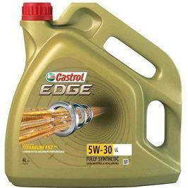 CASTROL EDGE 5W-30 LL TITANIUM FST 4l
