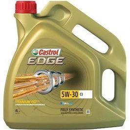 CASTROL EDGE 5W-30 C3 TITANIUM FST 4l