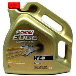 EDGE Turbo Diesel 5W-40 TITANIUM FST 4 lt