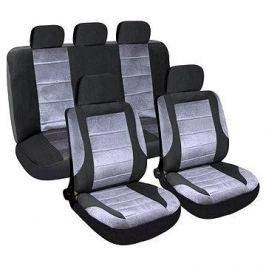 Potahy sedadel sada 9ks DELUXE vhodné pro boční Airbag