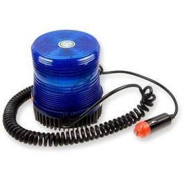Maják modrý 12V xenon, magnetický
