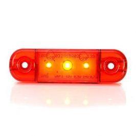 Poziční světlo W97.1 (709) zadní, červené LED