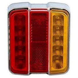 Sdružená sv. 2-díl. LED, s osv. SPZ, 12V, 110x98mm