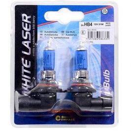 Žárovka 12V  HB4  51W P22d WHITE LASER blister 2ks