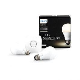 Philips Hue White 8.5W E27 starter kit