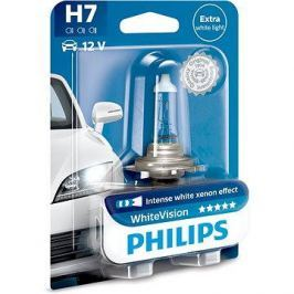 PHILIPS  H7 WhiteVision, 55W, patice PX26d