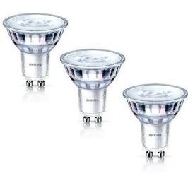 Philips LED Classic spot 4.6-50W, GU10, 2700K, set 3ks