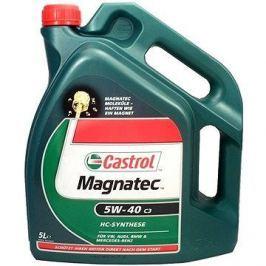 CASTROL Magnatec 5W-40 C3 5 lt