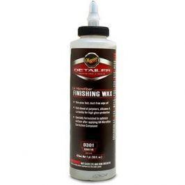 MEGUIAR'S DA Microfiber Finishing Wax, 473 ml