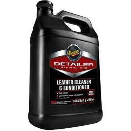 MEGUIAR'S Leather Cleaner & Conditioner, 3,78 l