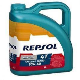 REPSOL NAUTICO GASOLINE BOARD 10W-40 4l
