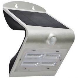 Immax SOLAR LED reflektor s čidlem, 3.2W, stříbrná