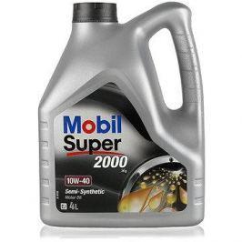 Mobil Super 2000 X1 10W-40 4l