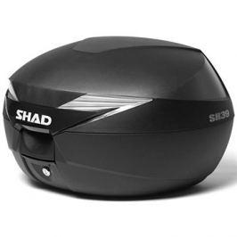 SHAD Vrchní kufr na motorku SH39 černá