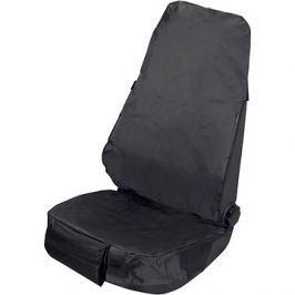 Walser návlek ochranný na přední sedadlo proti znečištění Dirty Harry šedý