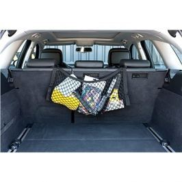 Walser síť na uskladnění věcí závěsná na zadní sedadlá 30x65 cm