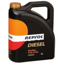 REPSOL DIESEL TURBO THPD 15W40 5l