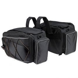 KAPPA SADDLE BAGS, 20-30L, 2ks